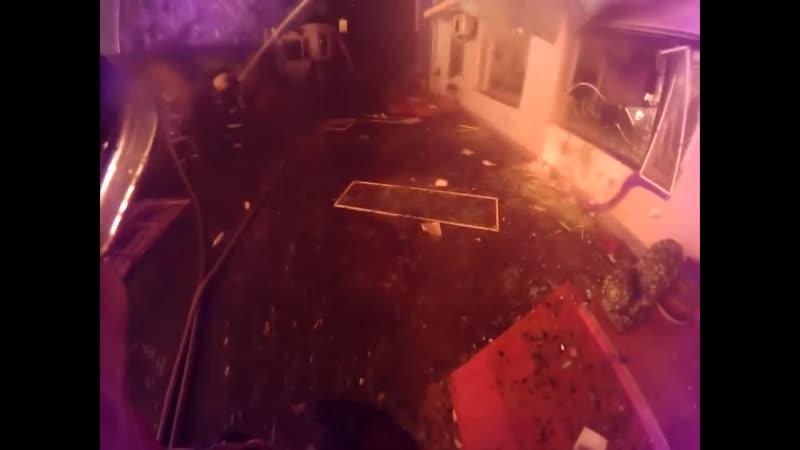 Ужасный пожар в детском лагере ВИКТОРИЯ. Пожар Одесса