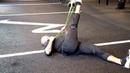 3-Way Band Resisted Hamstring Stretch