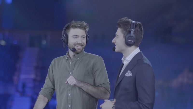 Behind BLAST | Ep. 1 Casters Talent