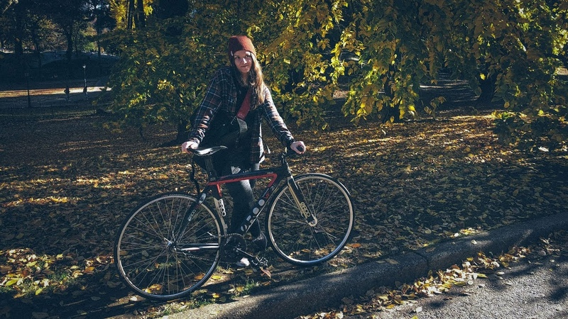 New York City Bicycle Courier | Kelsey Leigh