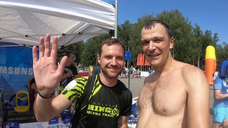 Обнинский атомный марафон 2018 Драйв клуб эстафета 3х7