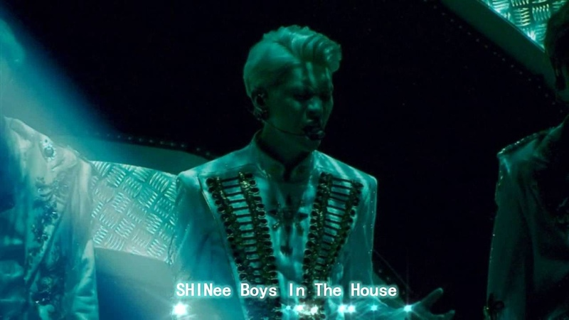 【繁體中字】SHINee-In The House @SHINee WORLD IV In Seoul