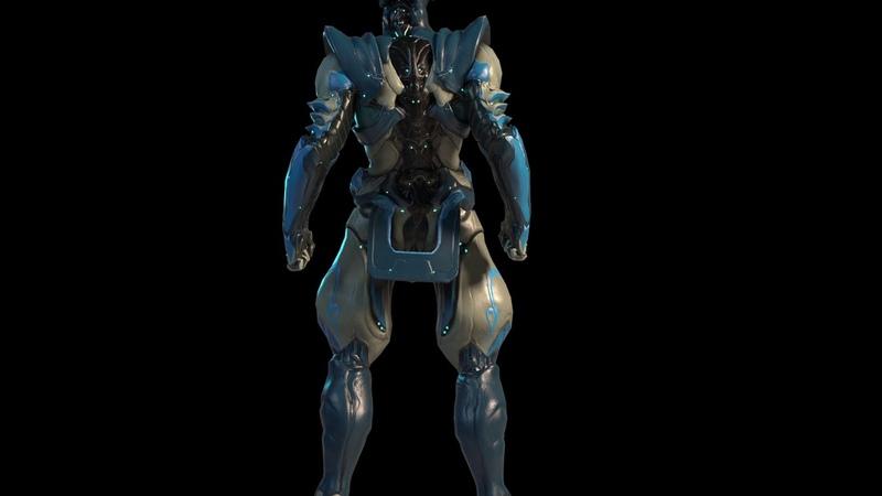 Warframe Tennogen - Loki Pose Tint
