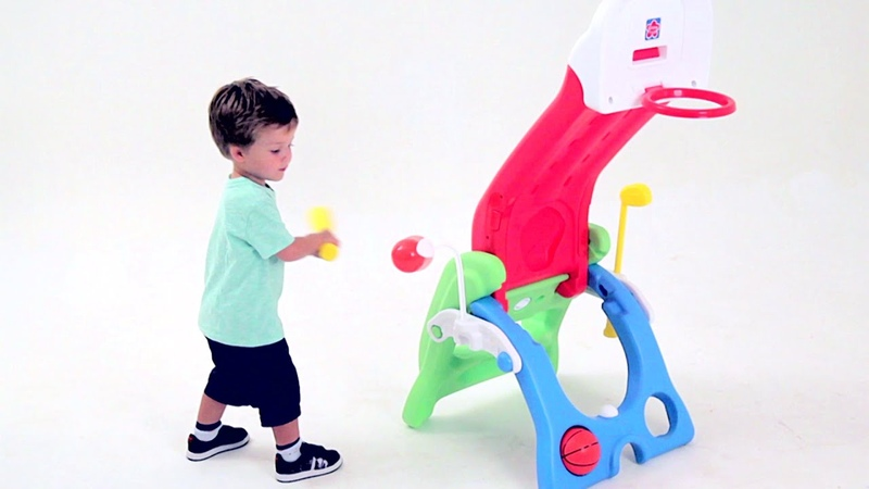 Grow'n Up: Qwikflip® 6-in-1 Activity Center