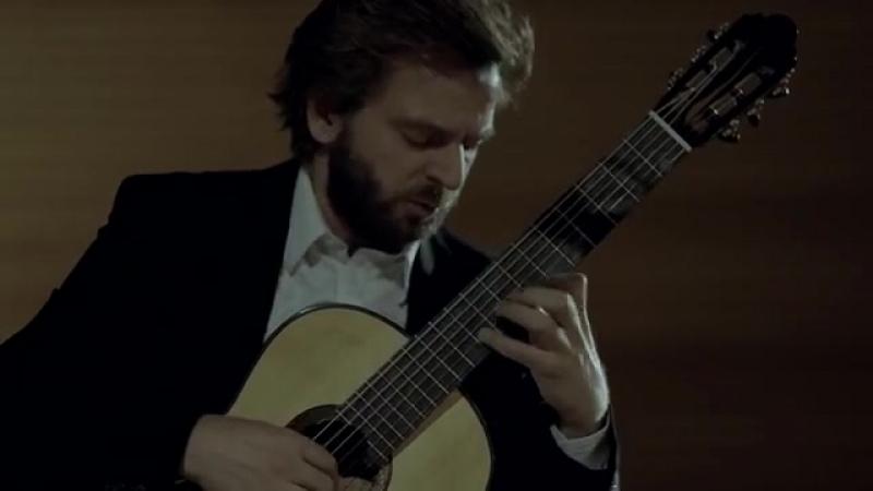 Francisco Tárrega - Capricho Árabe, Marcin Dylla