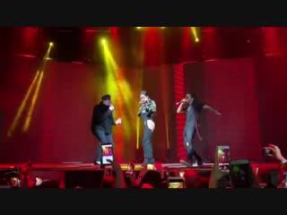 Becky G, Mau y Ricky - Sin Pijama (Live Las Vegas, 13/11/18)