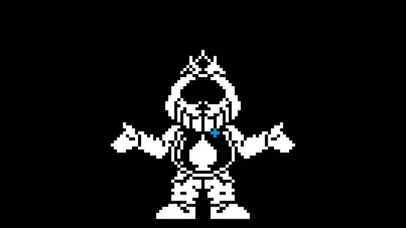[Any Au where Lancer is Sans] The Fountain's Pouring Else Where