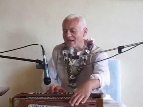 Ачьюта Прия дас - Киртан на фестивале Гауранга. 08.06.2016