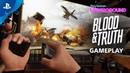 Blood Truth - PS VR Gameplay | PlayStation Underground