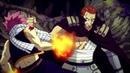 Fairy Tail AMV | Natsu vs Gildarts | Blow Me Away