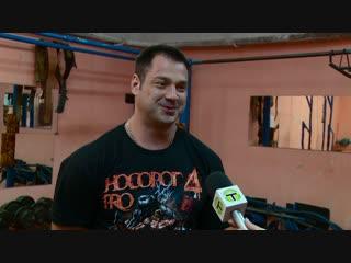 Полицейский Михаил Хомутов стал 4-кратным чемпионом мира по силовым видам спорта