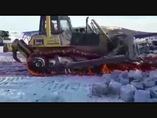 Уничтожение 13 тонн красной игры