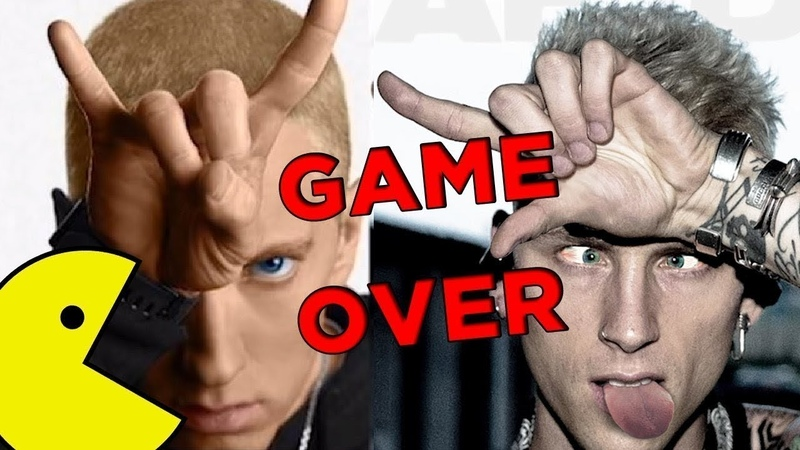 Eminem - Game Over (MGK DISS)