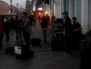 Street band на канале Грибоедова в Петербурге 03 09 2018