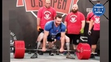 Cailer Woolam - 946 kg Total (Sleeves) - Kern US Open 2019 - 1st place 100 kg