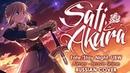 [Fate/Stay Night: UBW 2 OP RUS FULL] Brave Shine (Cover by Sati Akura)