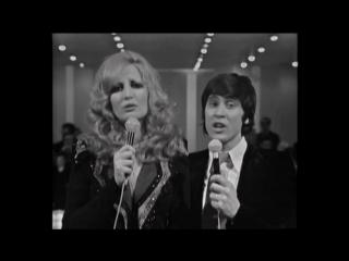 ♫ Gianni Morandi e Mina Mazzini ♪ (I duetti...) 1972 ♫