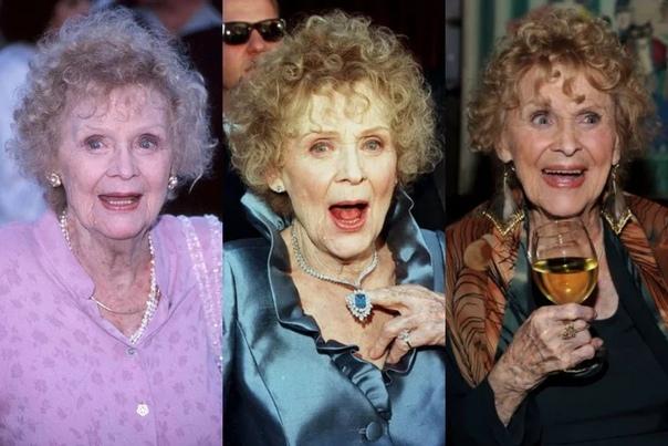 Пожилая Роза Дьюитт из фильма «Титаник» - какой актриса была в молодости