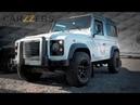 ЗАЧЕМ ПЕРЕТЯЖКА САЛОНА Land Rover Defender