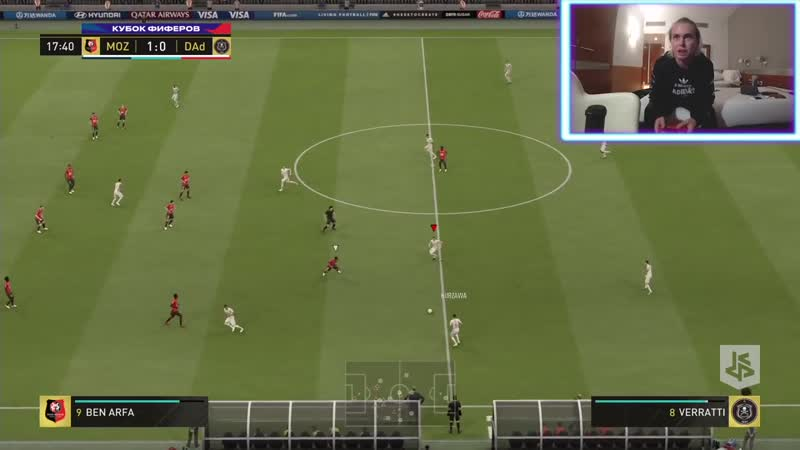 Gena Miller КУБОК ФИФЕРОВ МИЛЛЕР VS MOZZ FIFA 1 ТУР