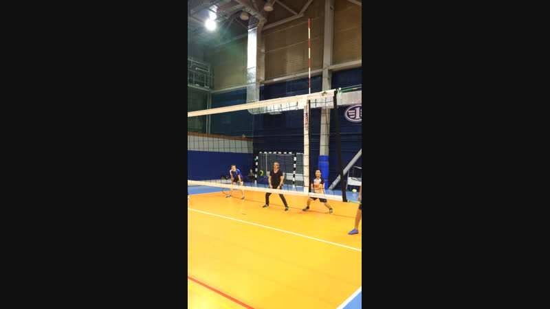 Московский волейбольный турнир
