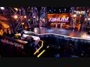 Мигеля на кастинге шоу ТАНЦЫ в Ростове на Дону