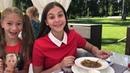 Vlog Отдых в бутик отеле Mona едим в ресторане гуляем видео для детей