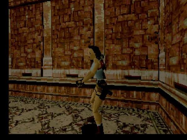 [SS] Tomb Raider (Beta Demo) [1996.08.02] - Level 05: St. Francis' Folly