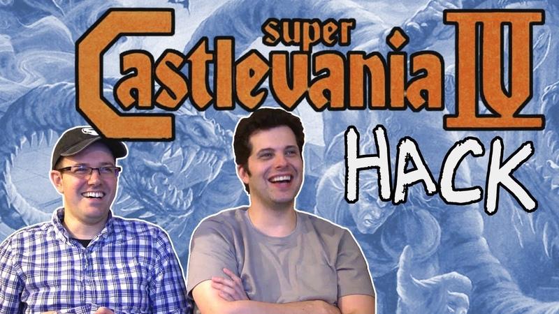 Super Castlevania IV HACK - James and Mike Mondays