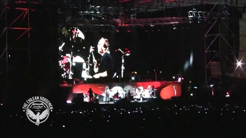 Metallica Santiago Chile 26.01.2010 HD