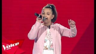 Kristel - Crazy | Audicionet e Fshehura | The Voice Kids Albania 2019