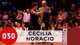 Horacio Godoy and Cecilia Berra Silencio