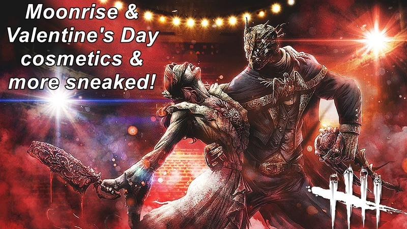 Dead By Daylight| Lunar New Year Valentines Day more cosmetics coming! News!