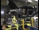 Как собирают Mercedes-Benz S Class