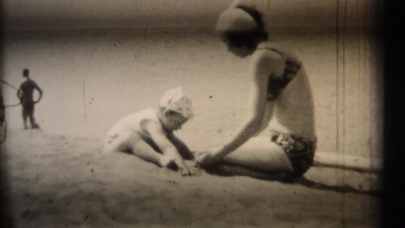 Лето 1982 г.Краснокамск.Усть-Качка- на берегу Камы.