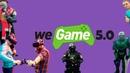 WeGame 5.0 - Украинский Аналог Игромира? Косплей, Игры И Настолки!