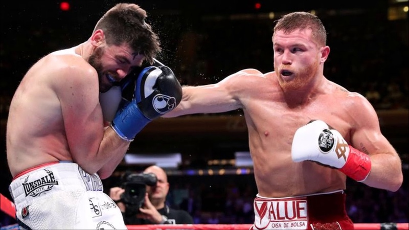Canelo Alvarez Destroys Rocky Fielding. Eddie Hearn Should Be Ashamed. (No Fight Footage)