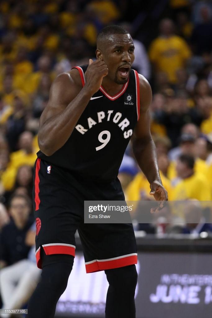 Ибака 1-й игрок в истории НБА с 6-ю блок-шотами в Финале, выходя со скамейки запасных