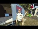 [Канал Глюка] GTA 5 в VR 7 | Глюк парикмахер | HTC Vive