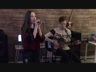 Лина Блестящая (feat. Soltan K.)  Non Stop Acoustic  Концерт ' RESPECT '