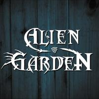 Логотип ALIEN GARDEN