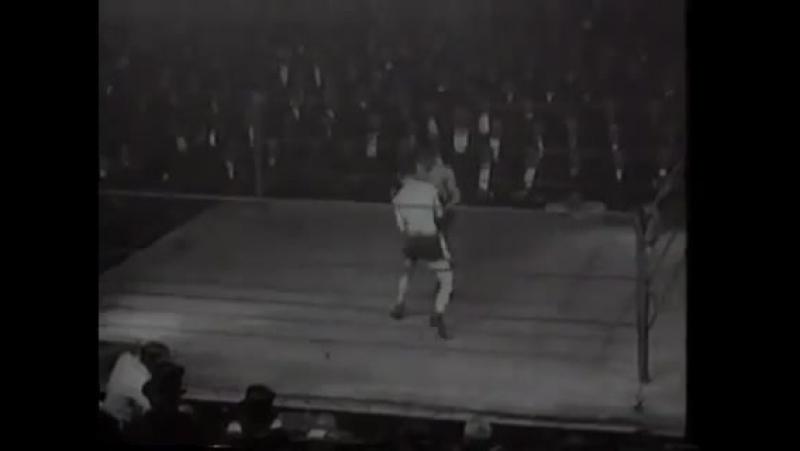 Джимми Уайльд vs Джо Симондс (Jimmy Wilde vs Joe Symonds) ll. 14.02.1916