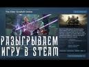 The Elder Scrolls Online Качаем НБ - Изучаем скилы