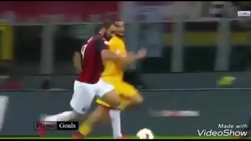 Milan vs Roma (2-1) Resumen Goles 31 08 2018.mp4