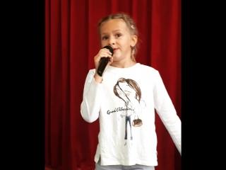 Урок вокала в детском муз.театре