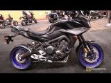 2018 Yamaha Tracer 900 - Walkaround - 2018 Toronto Motorcycle Show