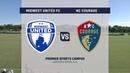 Girls DA Winter Showcase: U-16/17 Midwest United FC vs. NC Courage