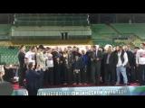 Встреча Хабиба с болельщиками в Дагестане