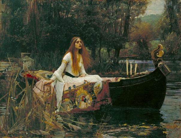 Джон Уотерхаус. Кто была муза художника «Нино» именно так называли с детства и до конца жизни известного британского художника Джона Уотерхауса. Это прозвище он получил в Риме, где собственно и