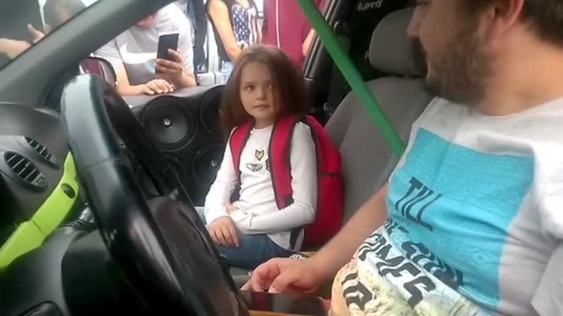 дети и автозвук